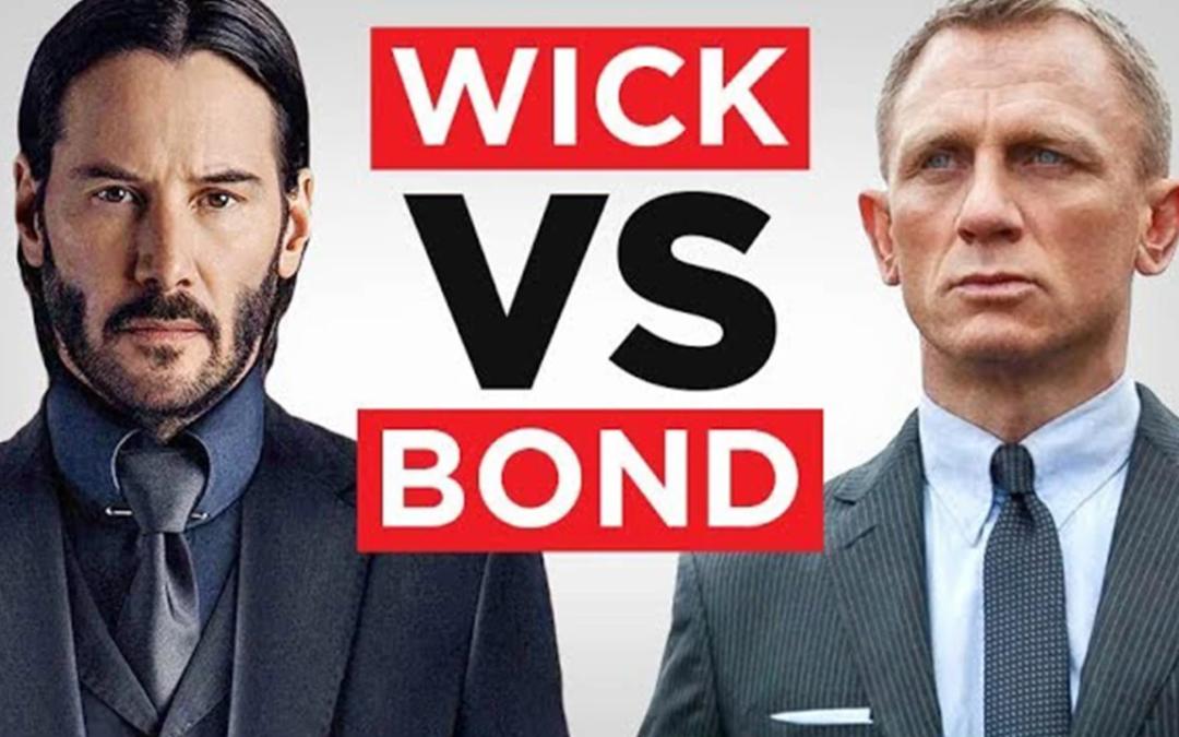 John Wick vs James Bond: Who Has the Better Style?