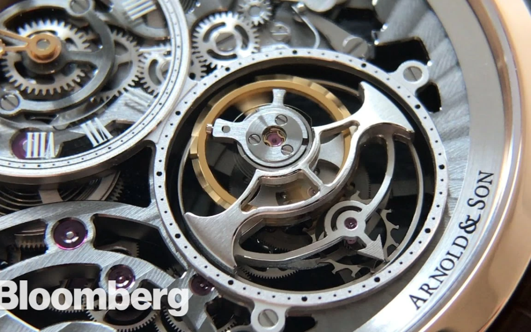 A Look Inside the Painstaking Art of Luxury Watchmaking