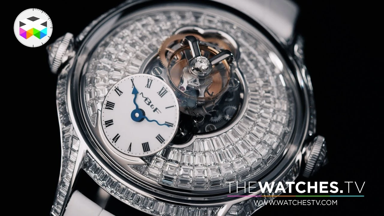 MB&F Introduces First Watch Dedicated to Women: The Flying T