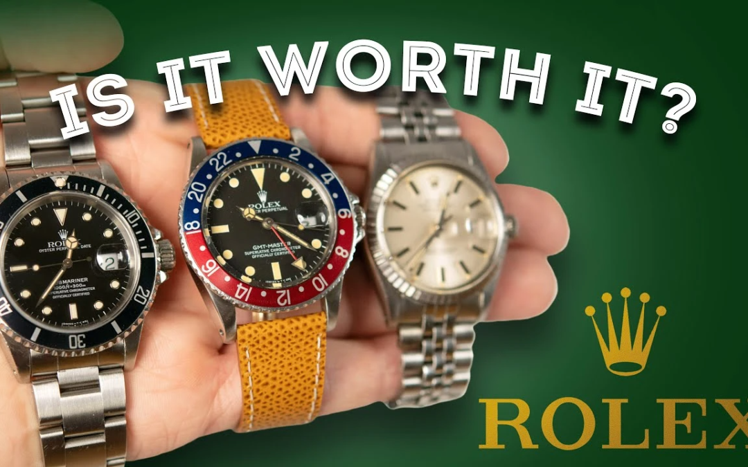 Rolex Watches: Are They Worth It? Datejust, Submariner, GMT Master Review