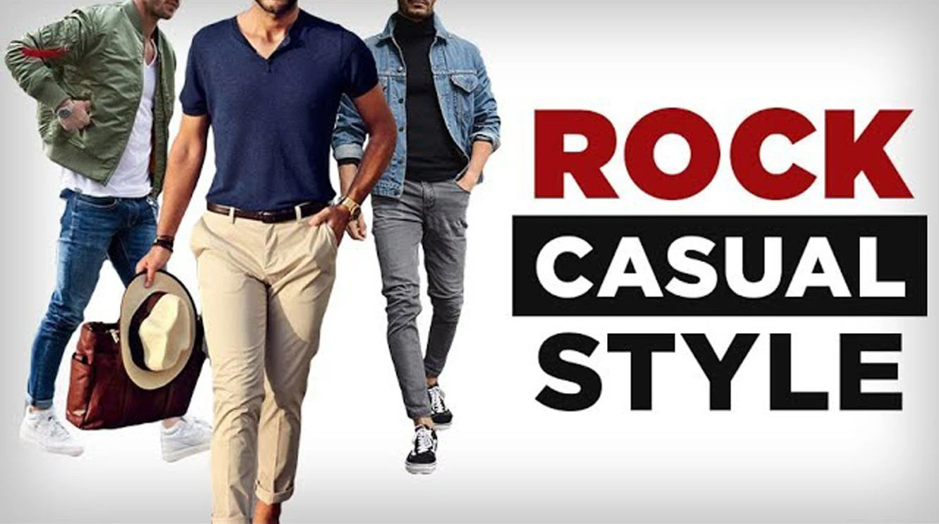 Dress Sharp Without a Suit: 3 Secrets to Casual Style