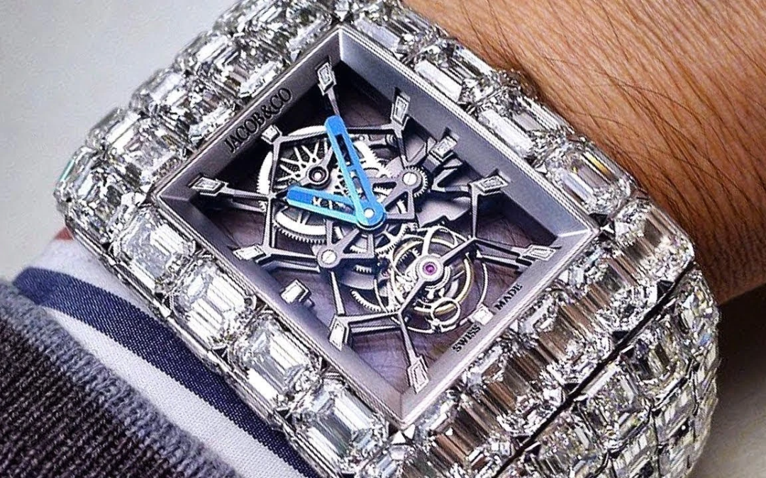 The Top 10 Most Expensive Watches in the World