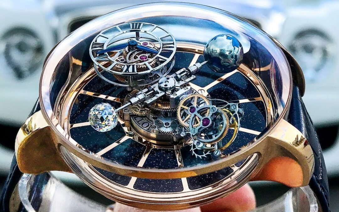 Watch Review: Astronomia from Jacob & Co.