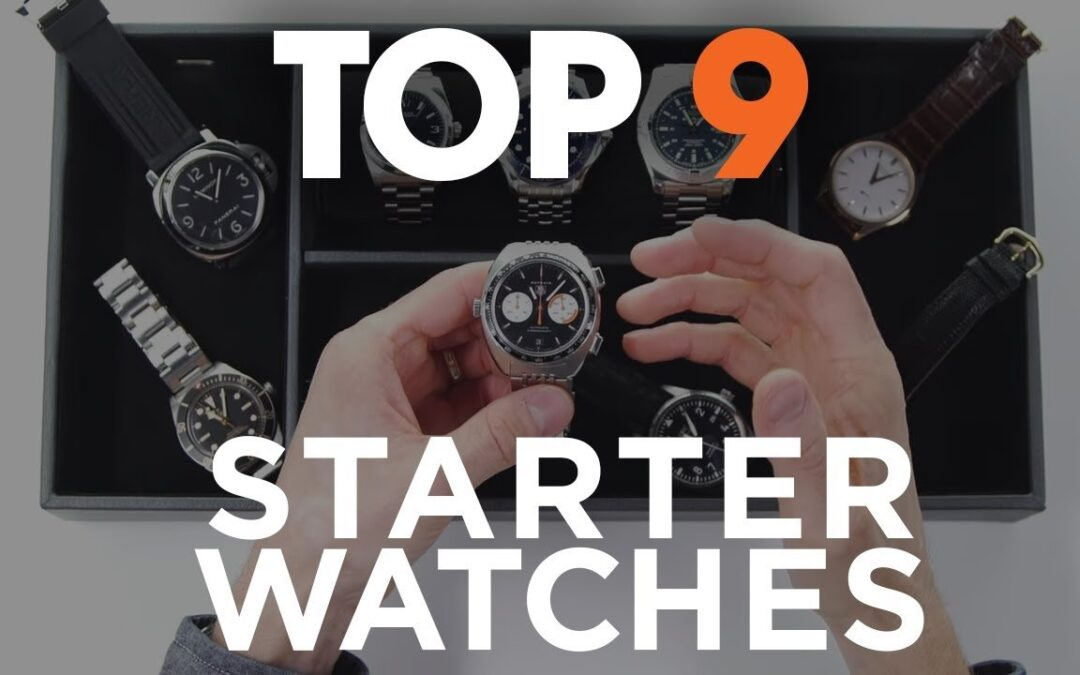 Watch Recommendations: A List of the Top 9 Watches for Newbies