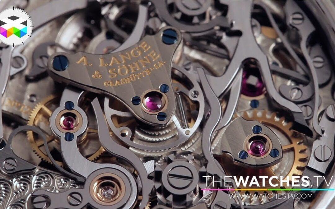 A Walkthrough of the Famous German Watchmaker A. Lange & Söhne
