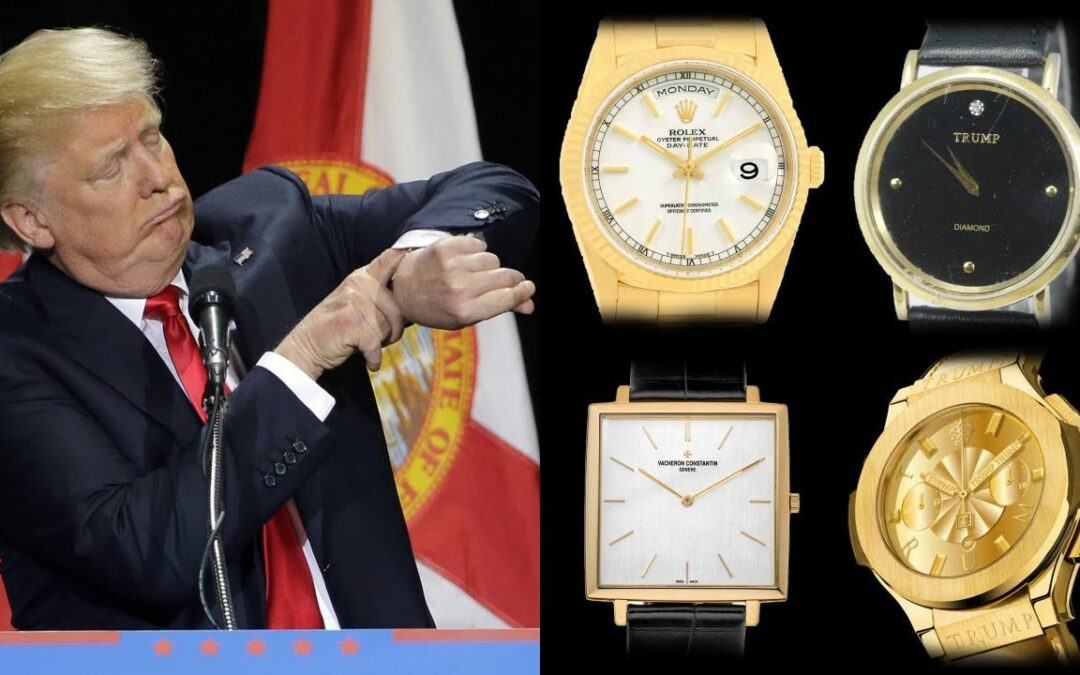 President Donald Trump's Watch Collection