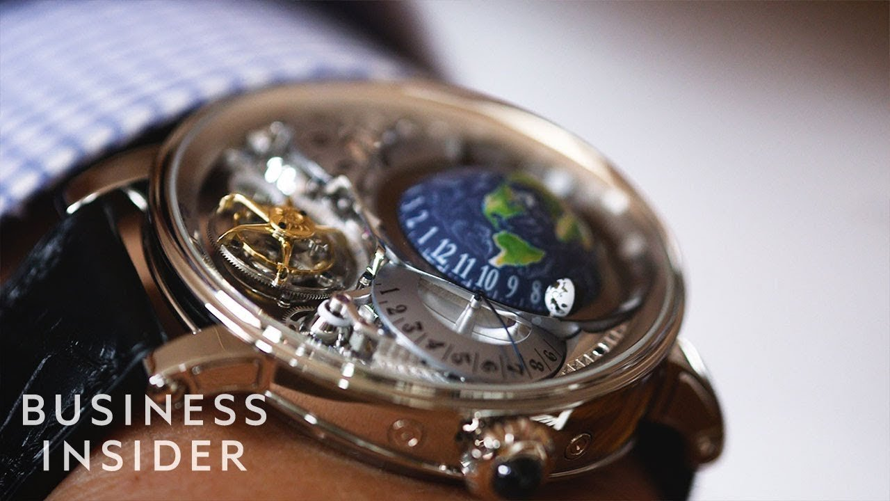 Why The BOVET Récital Watch Costs Over $450,000