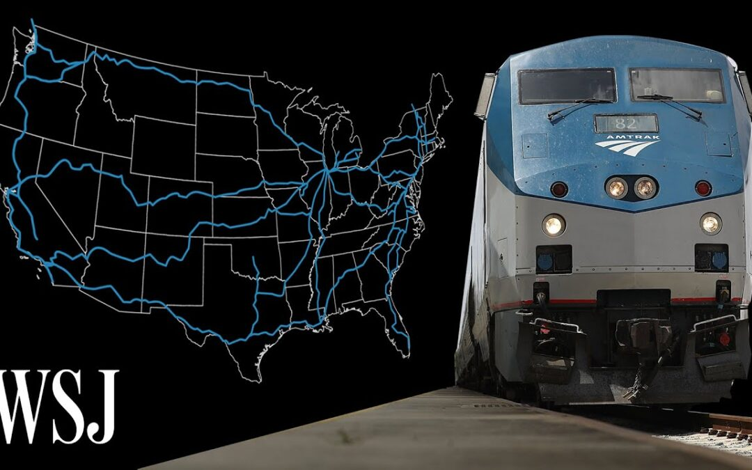 Inside Amtrak's Dying Long-Distance Train Services